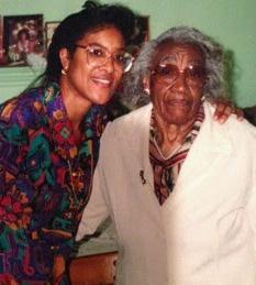 Sheila's sister and her grandma
